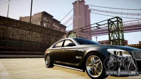 BMW 750Li (F02) Hamann 2010 v2.0 für GTA 4 obere Ansicht