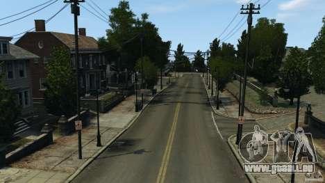 Ville vide pour GTA 4 quatrième écran