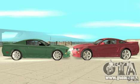 Saleen S281 v2 für GTA San Andreas linke Ansicht