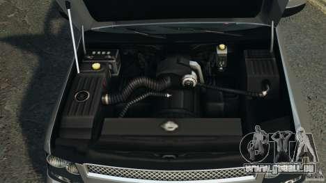 Chevrolet Suburban GMT900 2008 v1.0 für GTA 4 obere Ansicht