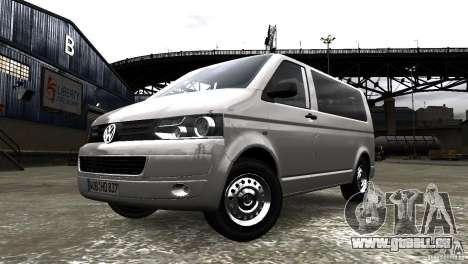 Volkswagen T5 Facelift für GTA 4