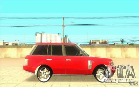 Arfy Wheel Pack 2 für GTA San Andreas dritten Screenshot