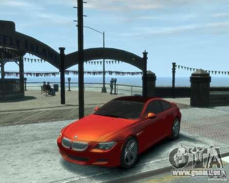 BMW M6 2010 v1.1 für GTA 4