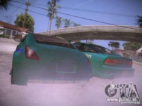Nissan 200SX Falken Tire pour GTA San Andreas sur la vue arrière gauche