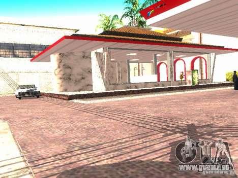 Mosquée et animation prière pour GTA San Andreas quatrième écran
