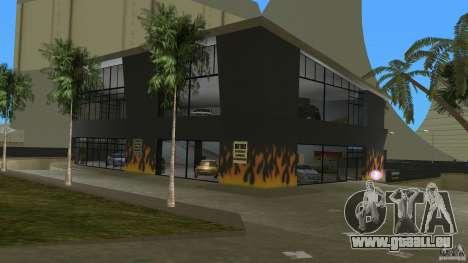 Sunshine Stunt Set pour GTA Vice City