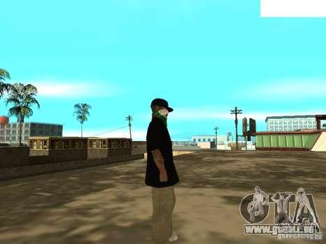 Mexicano Skin für GTA San Andreas her Screenshot