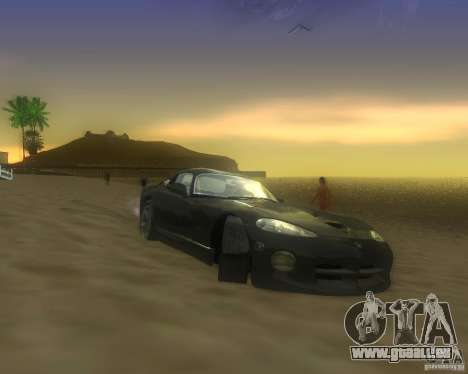 Modification graphique globale pour GTA San Andreas septième écran