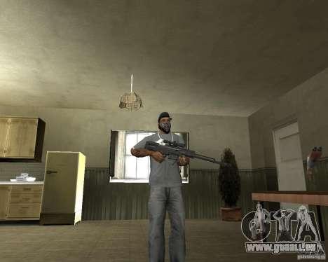 Fusil AS 50 pour GTA San Andreas