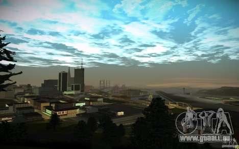 Timecyc für GTA San Andreas dritten Screenshot