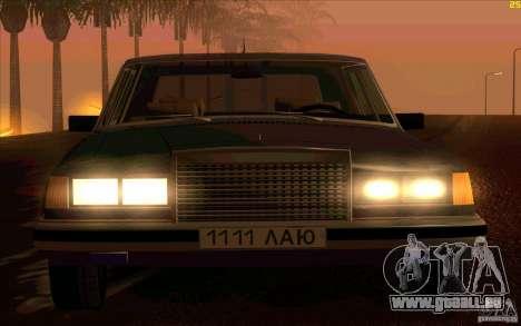 ZIL 41041 für GTA San Andreas Rückansicht