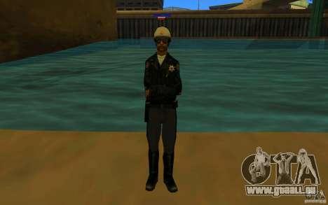 HQ skin lapdm1 pour GTA San Andreas troisième écran