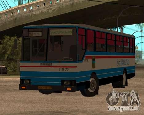 Autosan H10-11B full Orenburg stickers für GTA San Andreas
