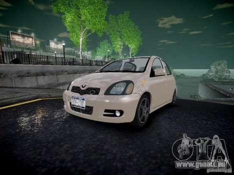 Toyota Vitz für GTA 4