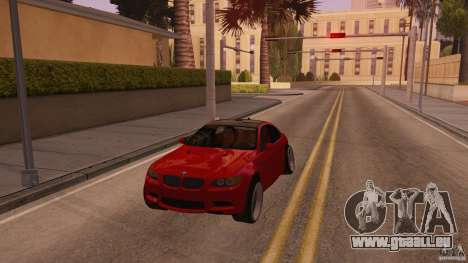 BMW M3 E92 Slammed für GTA San Andreas