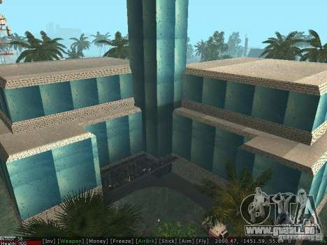 Obnovlënyj Krankenhaus von Los Santos v. 2.0 für GTA San Andreas dritten Screenshot