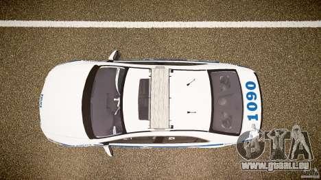 Honda Accord Type R NYPD (City Patrol 1090) ELS pour GTA 4 est un droit