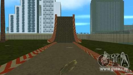 Bobeckas Park pour le quatrième écran GTA Vice City
