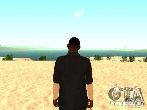 Snow MOD 2012-2013 für GTA San Andreas siebten Screenshot