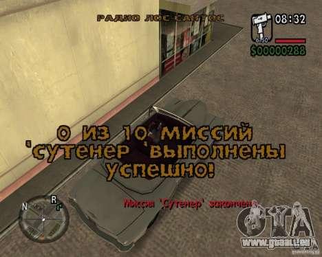 NewFontsSA 2012 für GTA San Andreas neunten Screenshot