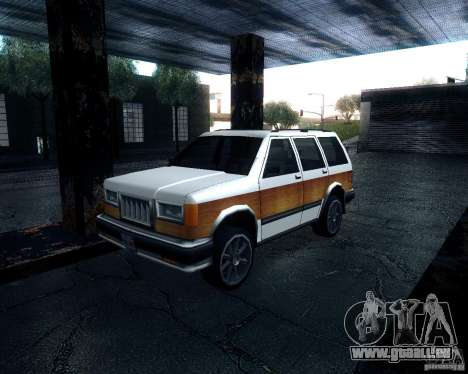 Landstalker pour GTA San Andreas