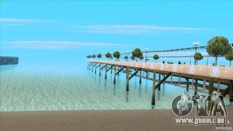 ENBSeries by Allen123 pour GTA San Andreas quatrième écran