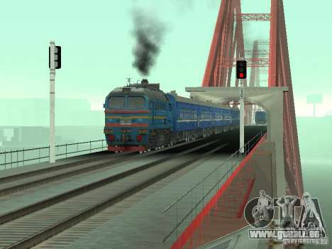 DM62 1804 für GTA San Andreas rechten Ansicht