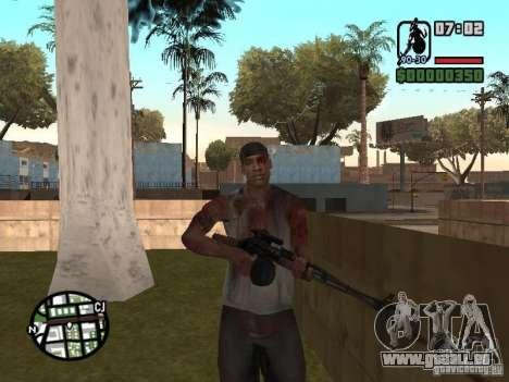Markus young pour GTA San Andreas huitième écran