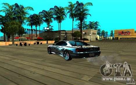 ENB pour n'importe quel ordinateur pour GTA San Andreas neuvième écran