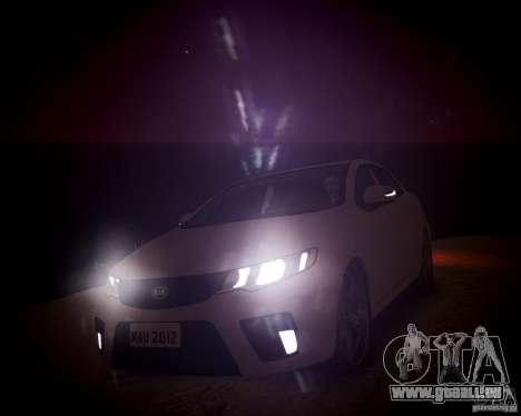Kia Cerato Koup 2011 pour GTA 4 est un côté