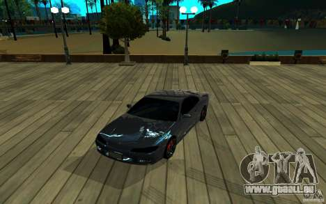 ENB pour n'importe quel ordinateur pour GTA San Andreas septième écran