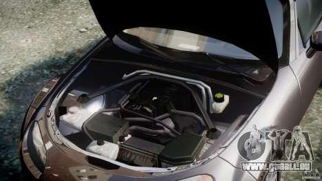 Mazda MX-5 pour GTA 4 vue de dessus