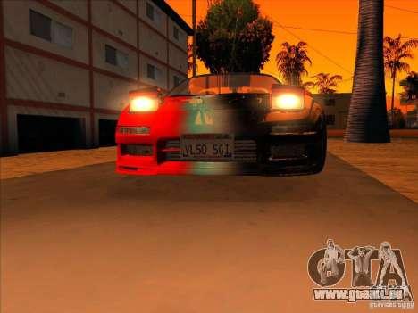 Acura NSX 1991 Tunable pour GTA San Andreas