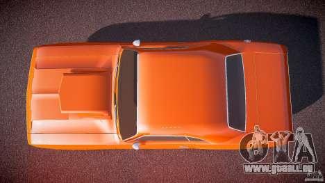 Dodge Challenger v1.0 1970 pour GTA 4 est un droit