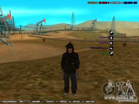 Trafiquant de drogue pour GTA San Andreas