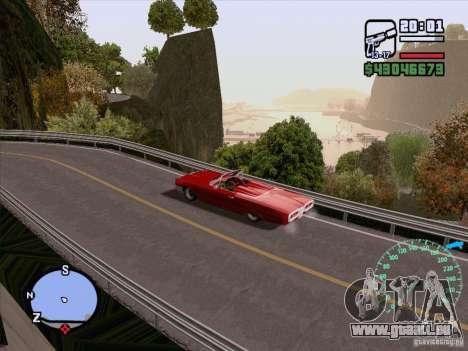 ENB Series v1.5 Realistic für GTA San Andreas achten Screenshot