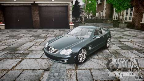Mercedes Benz SL65 AMG V1.1 pour GTA 4