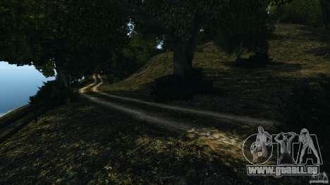 Codename Clockwork Mount v0.0.5 für GTA 4 achten Screenshot