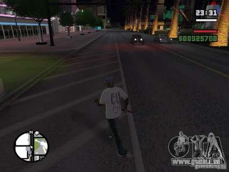 3 Scripts pour GTA San Andreas troisième écran