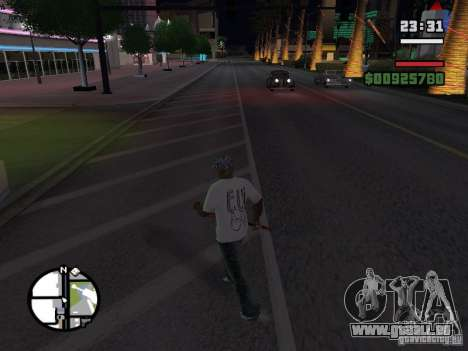3 Scripts für GTA San Andreas dritten Screenshot