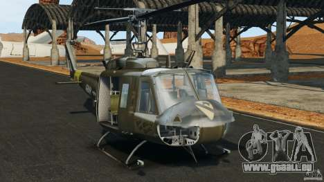 Bell UH-1 Iroquois pour GTA 4