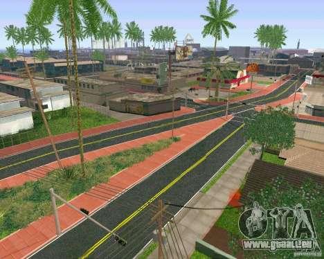 Neue Texturen von Los Santos für GTA San Andreas dritten Screenshot