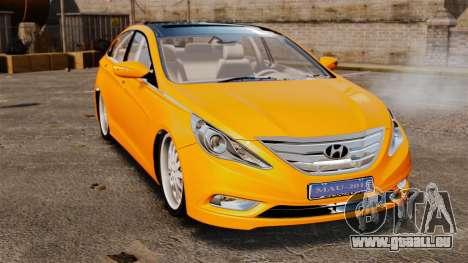 Hyundai Sonata 2011 v2.0 für GTA 4