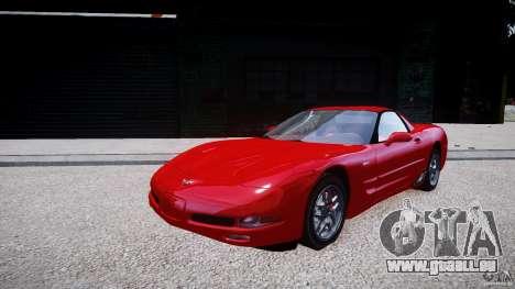 Chevrolet Corvette C5 v.1.0 EPM pour GTA 4
