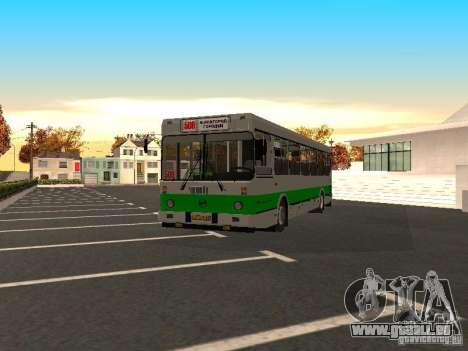 LIAZ 5256.45-01 für GTA San Andreas