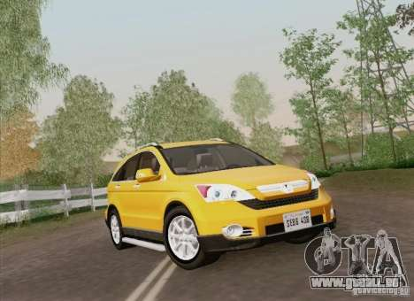 Honda CRV 2011 für GTA San Andreas Seitenansicht