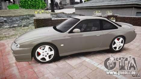 Nissan 200SX für GTA 4 linke Ansicht