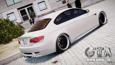 BMW M3 Hamann E92 für GTA 4 linke Ansicht