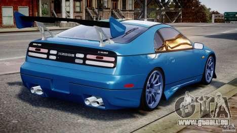 Nissan 300 ZX 1994 v1.0 für GTA 4 rechte Ansicht