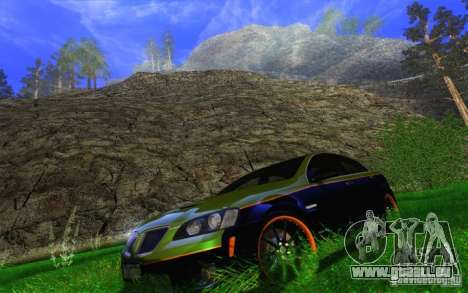 Awesome HD Graphic ENB Setts für GTA San Andreas
